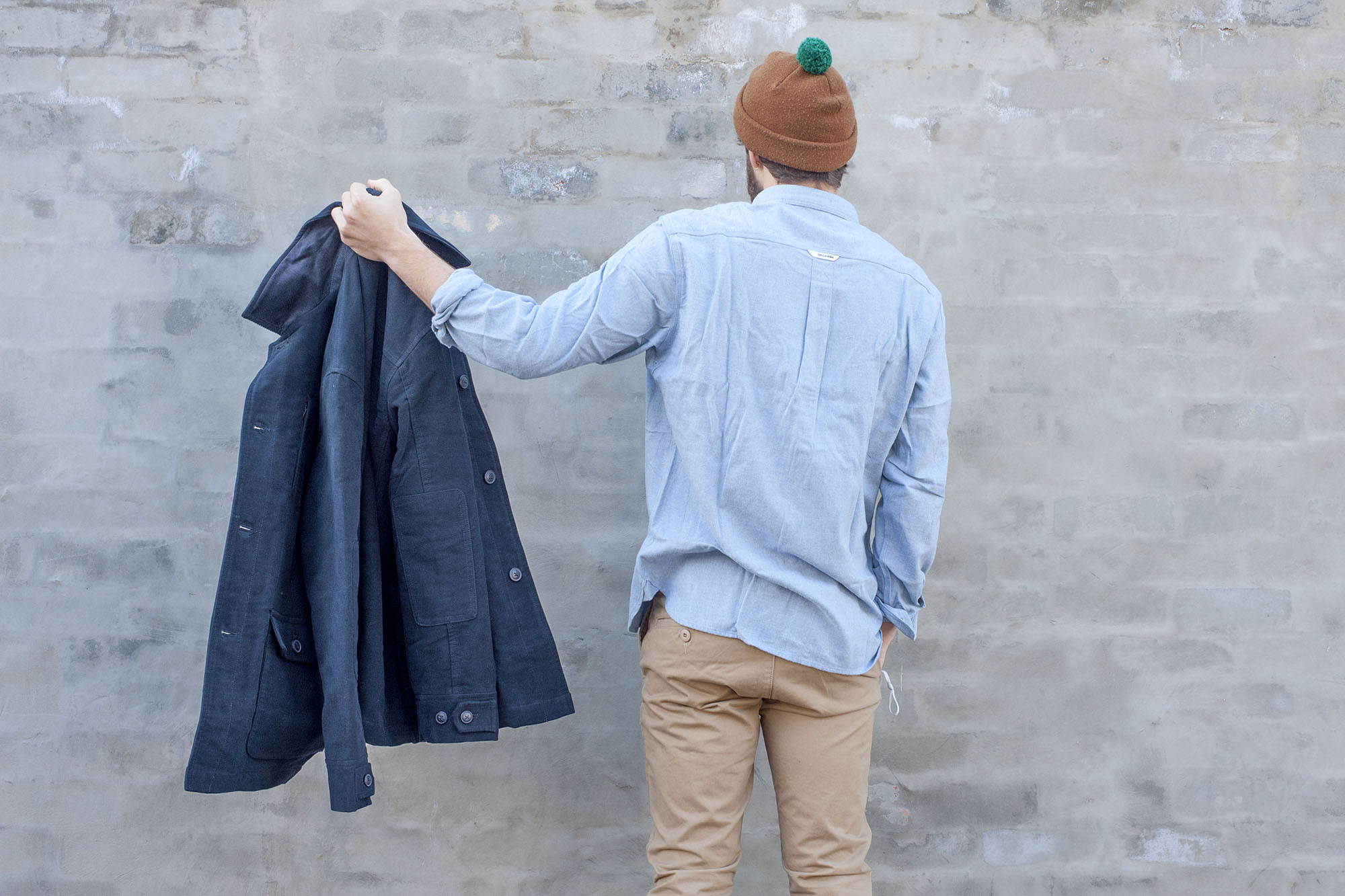 TBP, Tom, Batrouney, Photo, Photograph, Photographer, Photography, Drizabone, Portrait, People, Jacket, Fashion, Commercial, Jumper, Knitted, Knit, Face, Man, Menswear, Outerwear, Shoot, Photoshoot, Jacket, Streetwear